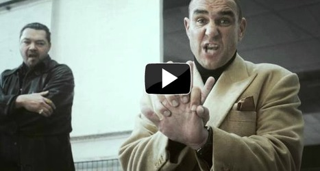 British Heart Foundation: Vinnie Jones CPR | Creative Criminals | Publicité Création & Stratégie | Scoop.it