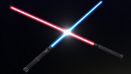 Lightsabers could become reality after incredible physics ... | Quantuum physics | Scoop.it