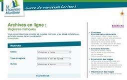 GénéInfos: Premiers registres matricules en ligne pour la Charente-Maritime | GenealoNet | Scoop.it