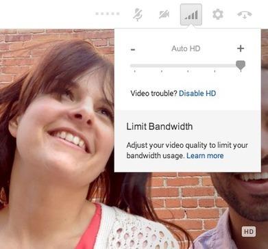 Les Hangouts sur Google+ arrivent en HD, à commencer par les Hangouts On Air | BlogNT | Veille | Scoop.it