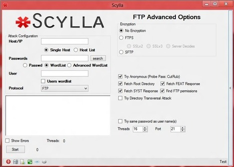 Scylla – Framework for Penetration Testing | ICT Security Tools | Scoop.it