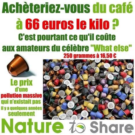 Achèteriez-vous du café à 66 euros le kilo pour polluer la planète ?   Toxique, soyons vigilant !   Scoop.it