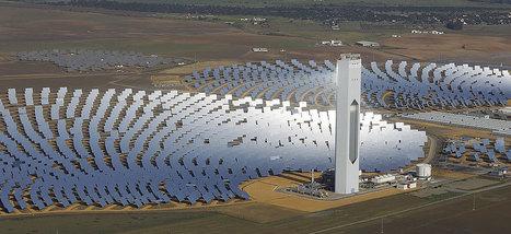 Termosolar: SolarPACES 2012 en Marrakech - REVE | energía tibt | Scoop.it