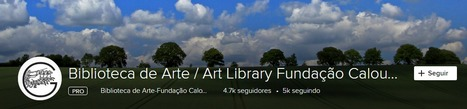 Biblioteca de Arte / Art Library Fundação Calouste Gulbenkian's albums | Flickr - Photo Sharing! | ARTES e artistas | Scoop.it