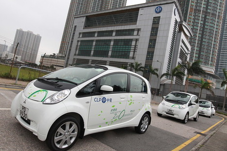 Why Electric Cars Aren't Selling - Hong Kong - WSJ | An Electric World | Scoop.it