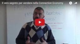 Gestione aziendale | Il vero segreto per vendere nella Connection Economy | Imprenditore Italiano | Giurisprudenza Italiana sugli strumenti giuridici | Scoop.it