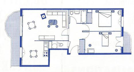 Plans d'appartement ? toujours pratique d'en avoir | Jeux de Rôle | Scoop.it