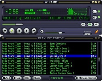 الإغلاق النهائي لمشغل الوسائط برنامج Winamp في 20 كانون الأول | Cours Informatique | Scoop.it
