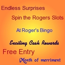 Win Exciting Cash Rewards at Rogers Bingo This March | Free Slots Online | Scoop.it