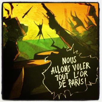 La colère de Fantômas #1: Les bois de justice | Parlons BD | Scoop.it