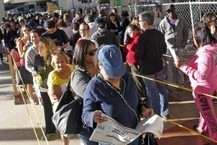 New Rule Prohibits Voters In Miami-Dade County From Using The Restroom, No Matter How Long The Line | Election by Actual (Not Fictional) People | Scoop.it