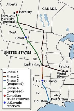 Oil Spills Are Keystone XL's Greatest Threat To Environment, Limited US State Department Report Concludes | Sustain Our Earth | Scoop.it