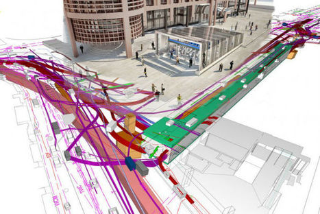 BIM Plays Pivotal Role in Europe's Biggest Rail Project - Sourceable | Building Information Modelling | Scoop.it