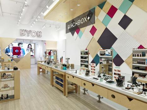 Birchbox ouvre un pop-up store à Paris | Beauty and Cosmetics trends | Scoop.it