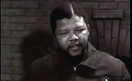 Nelson Mandela's First-Ever TV Interview (1961) | El Taller del Aprendiz | Scoop.it