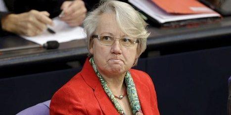 Allemagne : La ministre de l'Education peut perdre son doctorat   Higher Education and academic research   Scoop.it