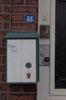 [Coup de ♥] Fabrication d'une boîte aux lettres par Jackgyver sur le #CDB | Best of coin des bricoleurs | Scoop.it