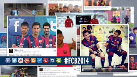 ¿Cómo lo ha hecho el FC Barcelona para ser el líder de las redes sociales? - La Jugada Financiera | Seo, Social Media Marketing | Scoop.it