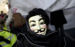 Anonymous desvela que la Generalitat creó un archivo de tuiteros incendiarios - Noticias de Tecnología | Redes Sociales, Marketing Digital, Ciencia y Tecnología | Scoop.it