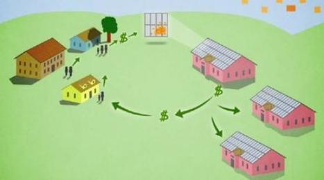 Solar Energy Meets The Sharing Economy | Societal and economic Innovation | Scoop.it