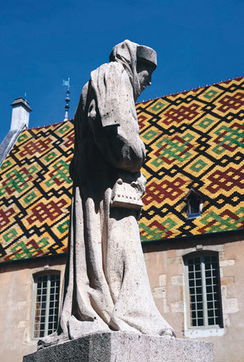 Hospices de Beaune: a humanistic and architectural masterpiece in Burgundy | Burgundy Flavour | Scoop.it