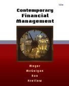Contemporary Financial Management, 12th Edition - PDF Free Download - Fox eBook | science | Scoop.it