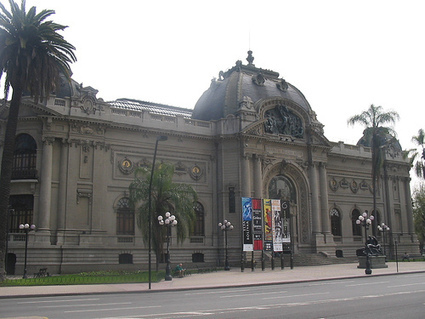 10 Museums to Visit in Santiago Chile - Pepe's Chile   Chilean Art History and Culture   Scoop.it