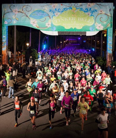 Grab your Magic Wings and Join the Tinker Bell Half Marathon! | Travel & Hospitality | Scoop.it
