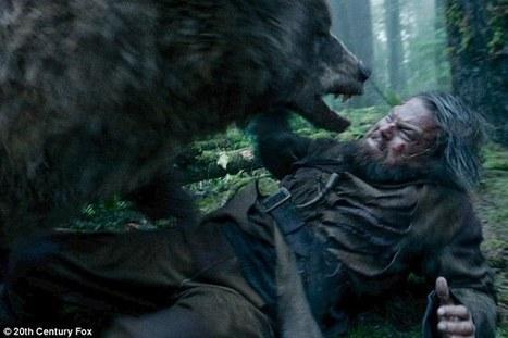 Terrifying bear? More like a 'big smurf' claims Revenant stuntman   grants   Scoop.it