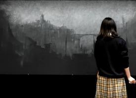 Une fresque à la craie pour la sortie de Dark Souls III | The rabbit hole | Communication transmédia | Scoop.it