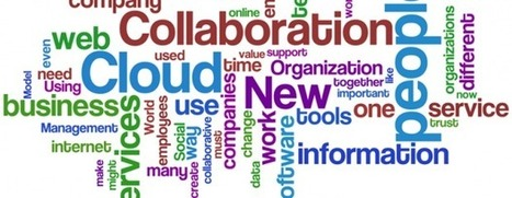 6 Tools For For Free Online Collaboration | CIPHR | Leadership culture | Scoop.it