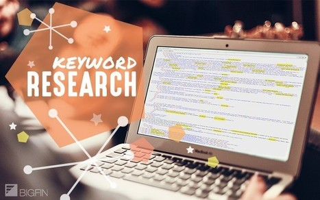 Importance of Keywords and Keyword Research - Bigfin | Bigfin Blog | Scoop.it