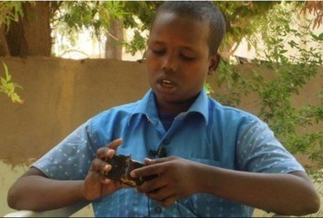 Somali teen earns a free education after wowing his small town by making electronic toys out of trash | Global Recycling Movement | Scoop.it
