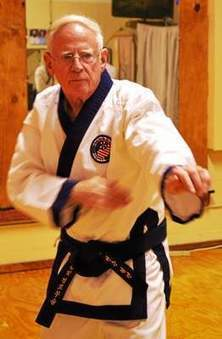 83-year-old Madison man earns first-degree black belt in Tang Soo Do - New Haven Register | Tang Soo Do | Scoop.it