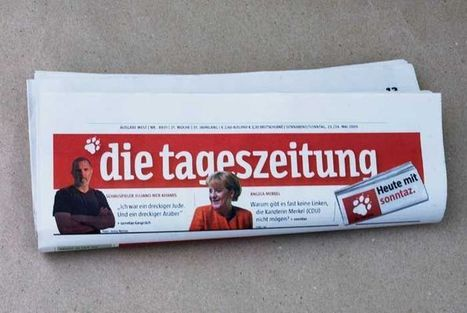 «Die Tageszeitung», l'indépendance au quotidien | Nouvelles pratiques journalistiques vues de Berlin | Scoop.it