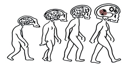 The past and future of human brain evolution: Are you ready for the release of the amygdalapp?   Mind the Brain   DigitAG& journal   Scoop.it