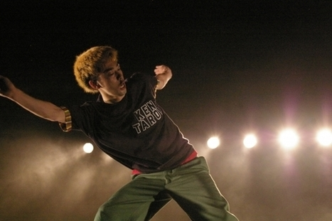 Reslience and Rhythm in Mumbai | Year 5-6 The Arts - Dance: Contemporary Japan | Scoop.it