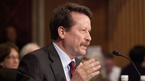 "Bernie Sanders to Robert Califf: ""You're Not the One."" 