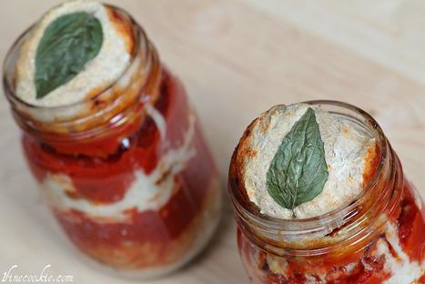 Pizza in a Jar | FRESH IN THE FRIDGE (PUT A LID ON IT!) | Scoop.it