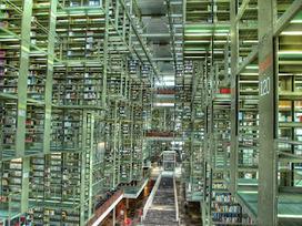 Presente y futuro de destacadas bibliotecas del mundo   Las Tics y las ciencias de la informacion   Scoop.it
