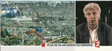 Chapeau bas à  France 2 qui a consacré les 10 premières minutes de son JT de 20h à la catastrophe au Japon | Japon : séisme, tsunami & conséquences | Scoop.it