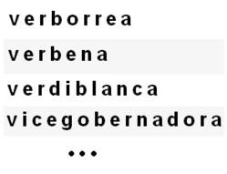 Molinolabs - Rebuscador: Obtén listas de palabras que cumplan las características que selecciones. | tradumatica | Scoop.it