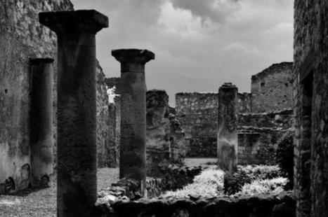 Levente Toth on Twitter: Garden in Pompeii #ruin #Pompeii #archeologia #archeology #photography #monochrome #blackandwhite http://t.co/wSiGX47nbH | ancient history core study: cities of vesuvius | Scoop.it