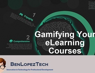 5 Elements to Gamifying your eLearning Professional Development Course | Gamification | Scoop.it