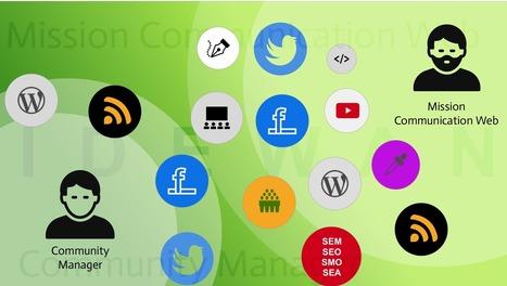Communication web, la nouvelle évolution du community manager ? | Communication Web | Scoop.it