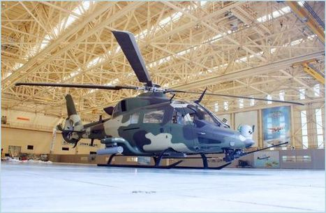 Korea Aerospace Industries KAI to develop new Light Armed Helicopters and Light Civil Helicopters 2707141 | MilPolSec | Scoop.it