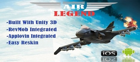 Buy Air Legend Full Games For Unity | Chupamobile.com | ios source code | Scoop.it
