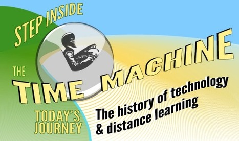 The History of Technology and Distance Learning | OpenSesame | Social e-learning network | Scoop.it