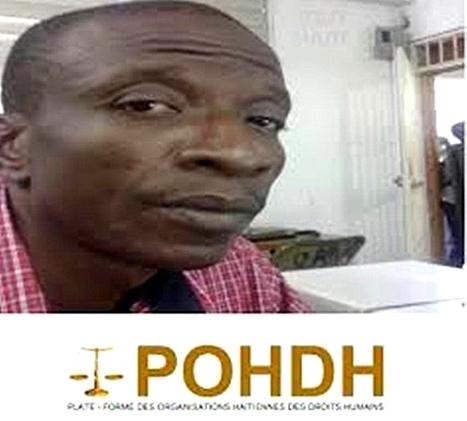HAÏTI : Le double assassinat de Daniel Dorsinvil et de son épouse, un acte d'intimidation envers les défenseurs des droits humains haïtiens ? | Intervalles | Scoop.it