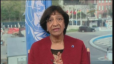 UN High Commissioner speaks of ongoing intimidation of activists and journalists in Sri Lanka | Digital Protest | Scoop.it